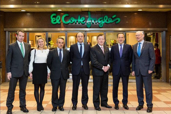 Minister visits el corte ingles madrid abp food group - Zapatero el corte ingles ...