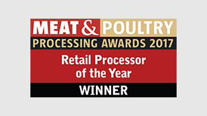Meat Trades Journal Award