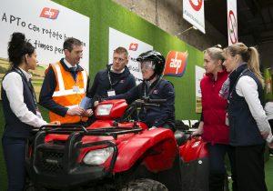 ABP sponsor farm safety category