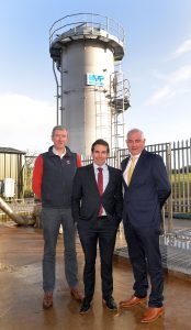 ABP Food Group Supports NVP Energy With World-First wastewater to energy technology deployment