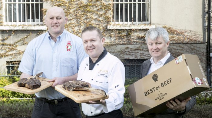 ABP Food Group launches New Packaging for Certified Irish Hereford Prime Beef Products