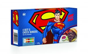 ABP teams up with Warner Brothers Consumer Products in the UK.