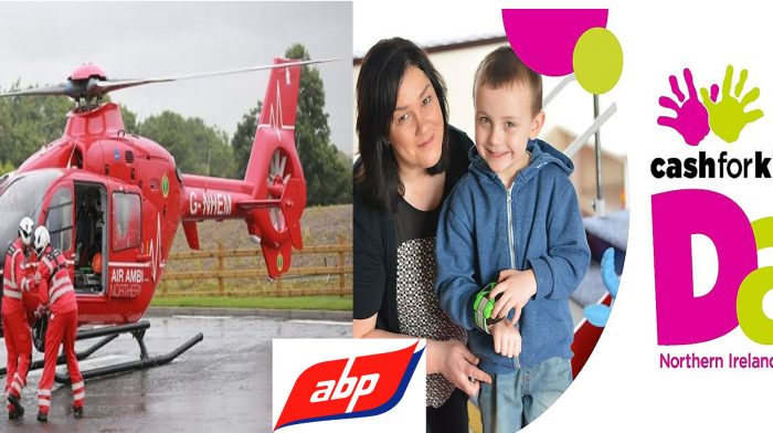 ABP Summer BBQ Supporting 'Cash For Kids' & UFU's Air Ambulance Appeal