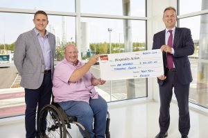 Olleco raises over £100,000 for hospitality workers in need