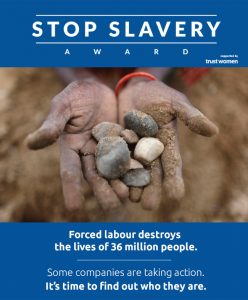 ABP UK shortlisted Stop Slavery Award